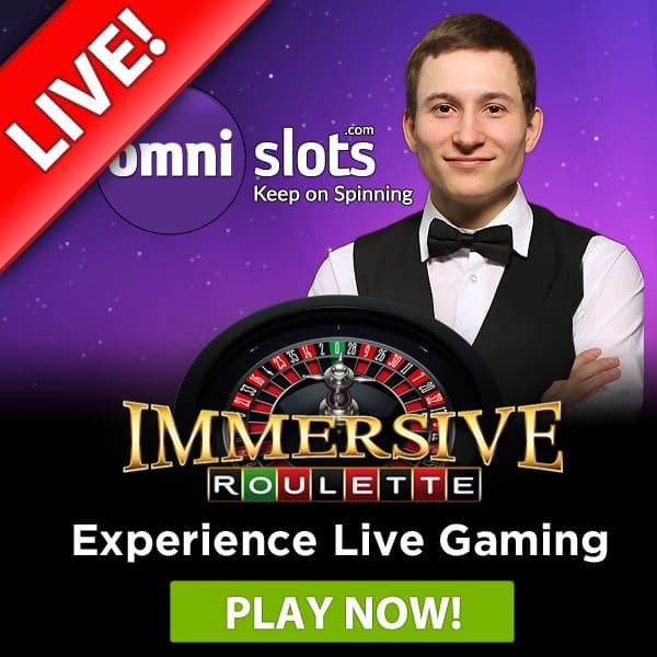 Roulette spelen bij Omni Slots